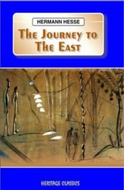 book cover of The Journey to the East by แฮร์มัน เฮสเส
