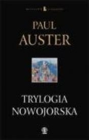 book cover of Trylogia nowojorska by Paul Auster