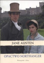 book cover of Opactwo Northanger by Jane Austen