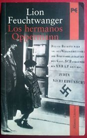 book cover of Los hermanos Oppermann by Lion Feuchtwanger