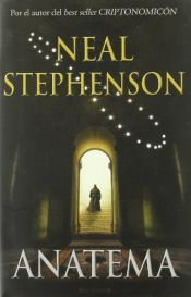book cover of Anatema by Neal Stephenson