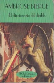 book cover of Diccionario del Diablo by Ambrose Bierce
