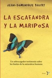 book cover of La Escafandra y La Mariposa by Jean-Dominique Bauby