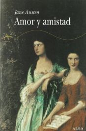book cover of Amor y Amistad by Jane Austen