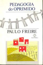 book cover of Pedagogia do Oprimido by Paulo Freire