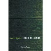 book cover of Todas as Almas by Javier Marías
