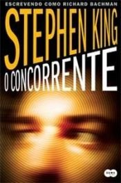 book cover of O Concorrente by Stephen King