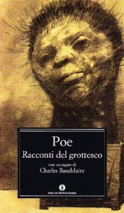 book cover of Racconti del grottesco by Edgar Allan Poe|Clarice Lispector