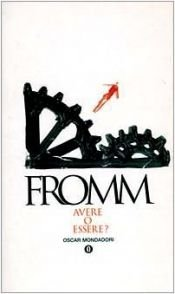 book cover of Avere o essere? by Erich Fromm