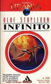 book cover of Infinito by Olaf Stapledon