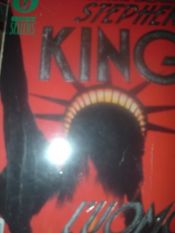 book cover of L'uomo in fuga by Stephen King