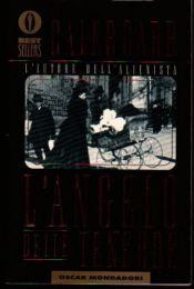 book cover of L' angelo delle tenebre by Caleb Carr