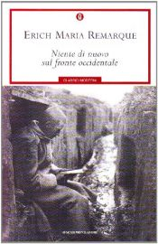 book cover of Niente di nuovo sul fronte occidentale by Erich Maria Remarque|Peter Eickmeyer|Robert Waterhouse