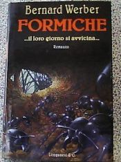 book cover of Formiche by Bernard Werber