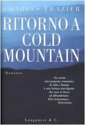 book cover of Ritorno a Cold mountain by Charles Frazier