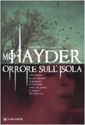 book cover of Orrore sull'isola by Mo Hayder