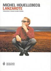book cover of Lanzarote by Michel Houellebecq