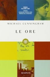 book cover of Le ore by Michael Cunningham