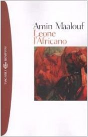 book cover of Leone l'Africano by Amin Maalouf