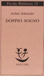 book cover of Doppio sogno by Arthur Schnitzler