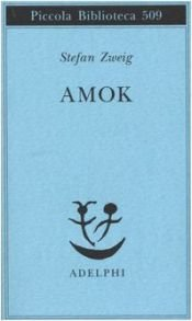 book cover of Amoc by Stefan Zweig