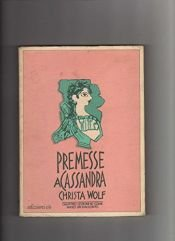book cover of Premesse a Cassandra by Christa Wolf