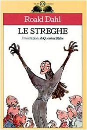 book cover of Le streghe by Roald Dahl
