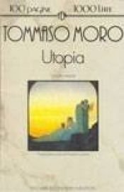 book cover of Utopia by Tommaso Moro