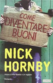 book cover of Come diventare buoni by Nick Hornby