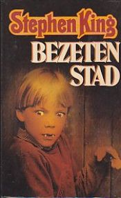 book cover of Bezeten stad by Stephen King