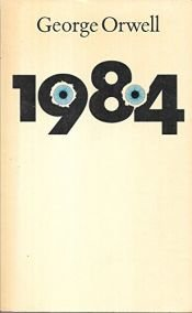 book cover of 1984 by George Orwell