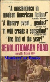 book cover of Revolutionary Road by Richard Yates