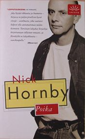 book cover of Poika by Nick Hornby