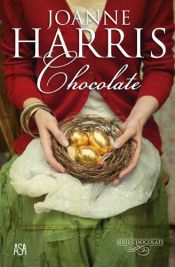 book cover of Chocolate by Joanne Harris