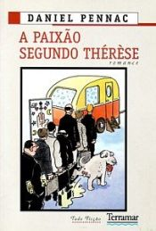 book cover of A paixão segundo Thérèse by Daniel Pennac