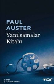 book cover of Yanılsamalar Kitabı by Paul Auster
