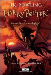 book cover of Harry Potter ve Zümrüdüanka Yoldaşlığı by J. K. Rowling