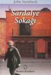book cover of Sardalye sokağı by John Steinbeck