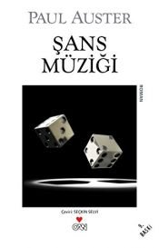 book cover of Şans Müziği by Paul Auster
