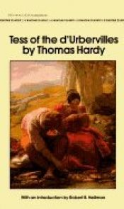 book cover of Tess dei d'Urberville by Thomas Hardy