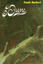 book cover of Dune by Frank Herbert