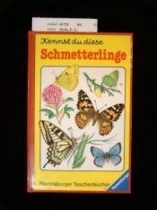 book cover of Kennst du diese Schmetterlinge. 5. Auflage. by E. G.. Hyde
