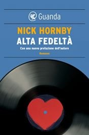 book cover of Alta fedeltà by Nick Hornby