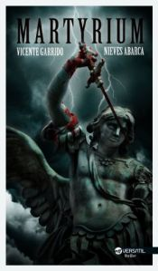 book cover of Martyrium by Nieves Abarca|Vicente Garrido