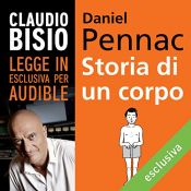 book cover of Storia di un corpo by Daniel Pennac