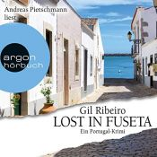 book cover of Lost in Fuseta by Gil Ribeiro