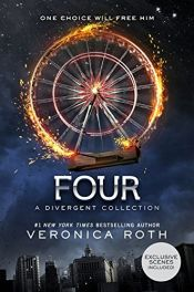 book cover of Four: A Divergent Collection by Veronica Roth