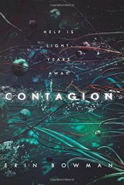 book cover of Contagion by Erin Bowman