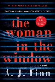 book cover of The Woman in the Window by A. J. Finn