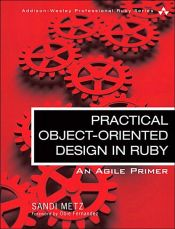 book cover of Practical Object-Oriented Design in Ruby by Sandi Metz